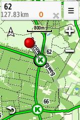 Onroute uitbreiding voor Garmin TopoActive kaartmateriaal